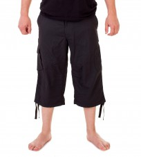 Бриджи Gattaca black - Интернет магазин брендовой одежды BOMBABRANDS.RU