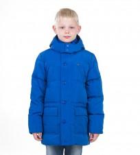 Пуховик Back to School blue - Интернет магазин брендовой одежды BOMBABRANDS.RU