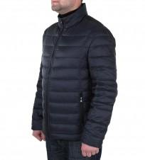 Пуховик Dampan синий - Интернет магазин брендовой одежды BOMBABRANDS.RU