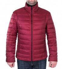 Пуховик Dampan бордовый - Интернет магазин брендовой одежды BOMBABRANDS.RU