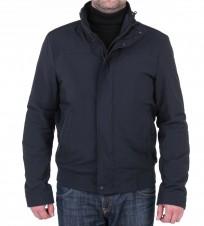 Куртка темно синяя  - Интернет магазин брендовой одежды BOMBABRANDS.RU