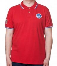 Поло Team Rosso Red - Интернет магазин брендовой одежды BOMBABRANDS.RU