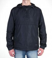 Ветровка анорак черная - Интернет магазин брендовой одежды BOMBABRANDS.RU