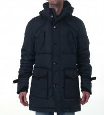 Пуховик Ojovi-W Navy - Интернет магазин брендовой одежды BOMBABRANDS.RU