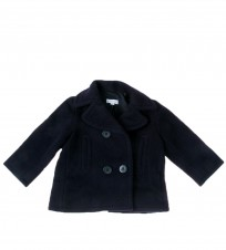 Пальто синее - Интернет магазин брендовой одежды BOMBABRANDS.RU