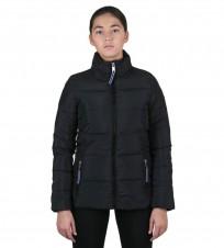 Пуховик Helyn jkt black - Интернет магазин брендовой одежды BOMBABRANDS.RU