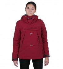 Куртка-Анорак Skidoo Burnt Russet - Интернет магазин брендовой одежды BOMBABRANDS.RU