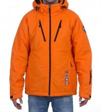 Куртка Smu North Orange - Интернет магазин брендовой одежды BOMBABRANDS.RU