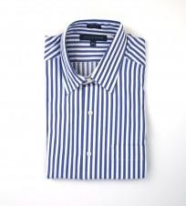 Рубашка в полоску regular fit - Интернет магазин брендовой одежды BOMBABRANDS.RU