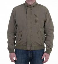 Ветровка бомбер хаки - Интернет магазин брендовой одежды BOMBABRANDS.RU