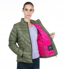 Куртка Jennie insulated jkt green - Интернет магазин брендовой одежды BOMBABRANDS.RU