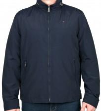 Ветровка Tommy Hilfiger цвет синий - Интернет магазин брендовой одежды BOMBABRANDS.RU