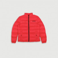 Пуховик Balto красный - Интернет магазин брендовой одежды BOMBABRANDS.RU