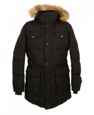 Пуховик Obend W Black - Интернет магазин брендовой одежды BOMBABRANDS.RU
