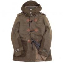 Пальто-дафлкоат Beaver - Интернет магазин брендовой одежды BOMBABRANDS.RU