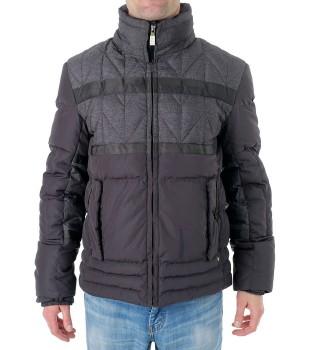 Пуховик серый - Интернет магазин брендовой одежды BOMBABRANDS.RU