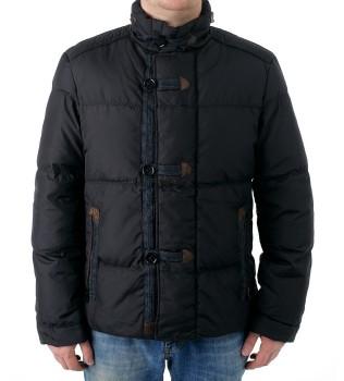Пуховик Deakon черный - Интернет магазин брендовой одежды BOMBABRANDS.RU