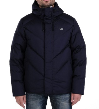 Пуховик BH9241 Navy - Интернет магазин брендовой одежды BOMBABRANDS.RU