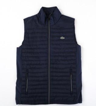 Жилет BH1574 синий - Интернет магазин брендовой одежды BOMBABRANDS.RU