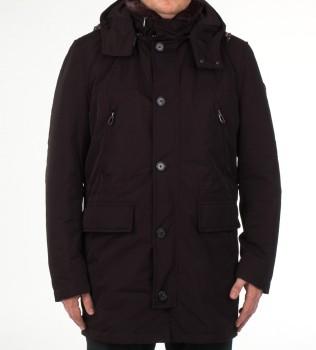 Куртка Orato Black - Интернет магазин брендовой одежды BOMBABRANDS.RU