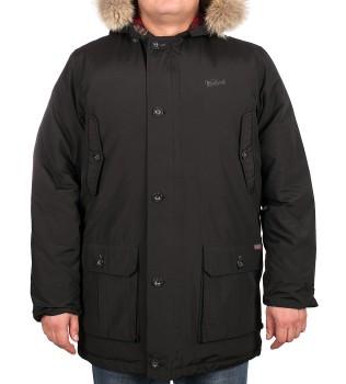 Пуховик Arctic Parka Black - Интернет магазин брендовой одежды BOMBABRANDS.RU