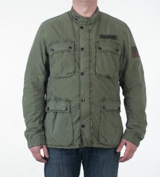 Куртка CTNMOTO LINER ARMY OLIVE - Интернет магазин брендовой одежды BOMBABRANDS.RU